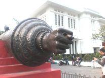 Fatahila Square, Jakarta.